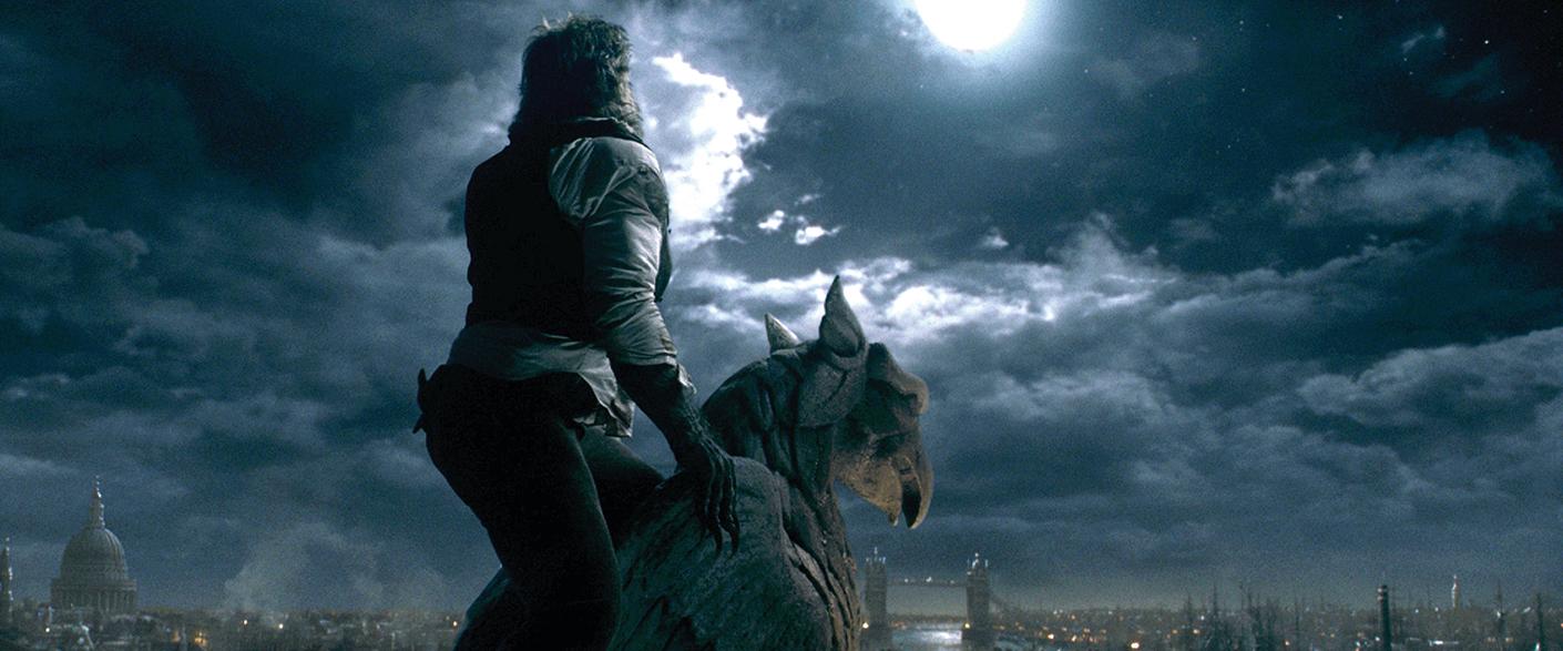 El Hombre Lobo Syfy España