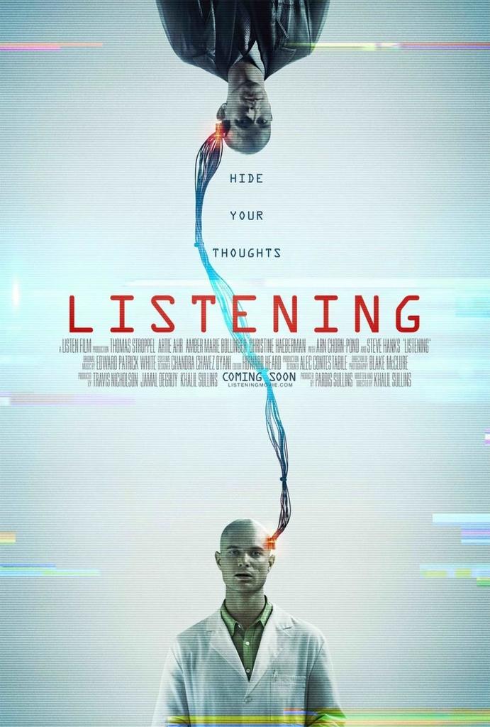 """Sábado 5. Sala 1. 18:30. Película sobre la posibilidad de crear un dispositivo que lea las mentes humanas. Tráiler <a href=""""//www.youtube.com/watch?v=AECM7Q1s-08"""">aquí</a>."""