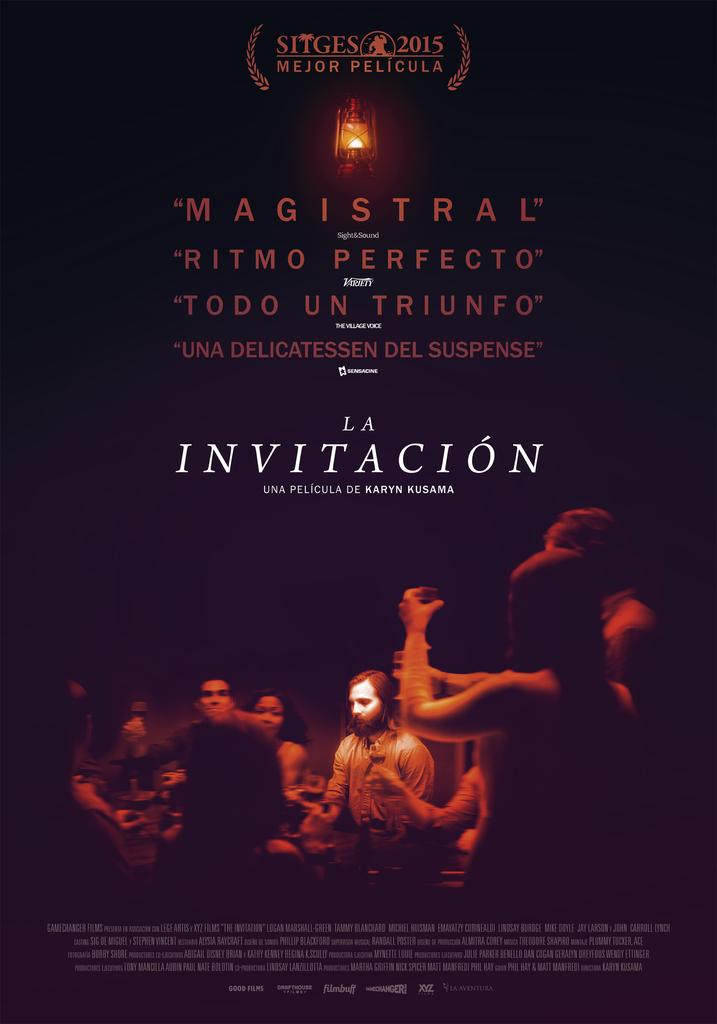 """Jueves 3. Salas 1, 2 y 3. 21:00. Inquietante thriller ganador de Mejor película en el Festival de Sitges. Tráiler <a href=""""//www.youtube.com/watch?v=0-mp77SZ_0M"""">aquí</a>."""